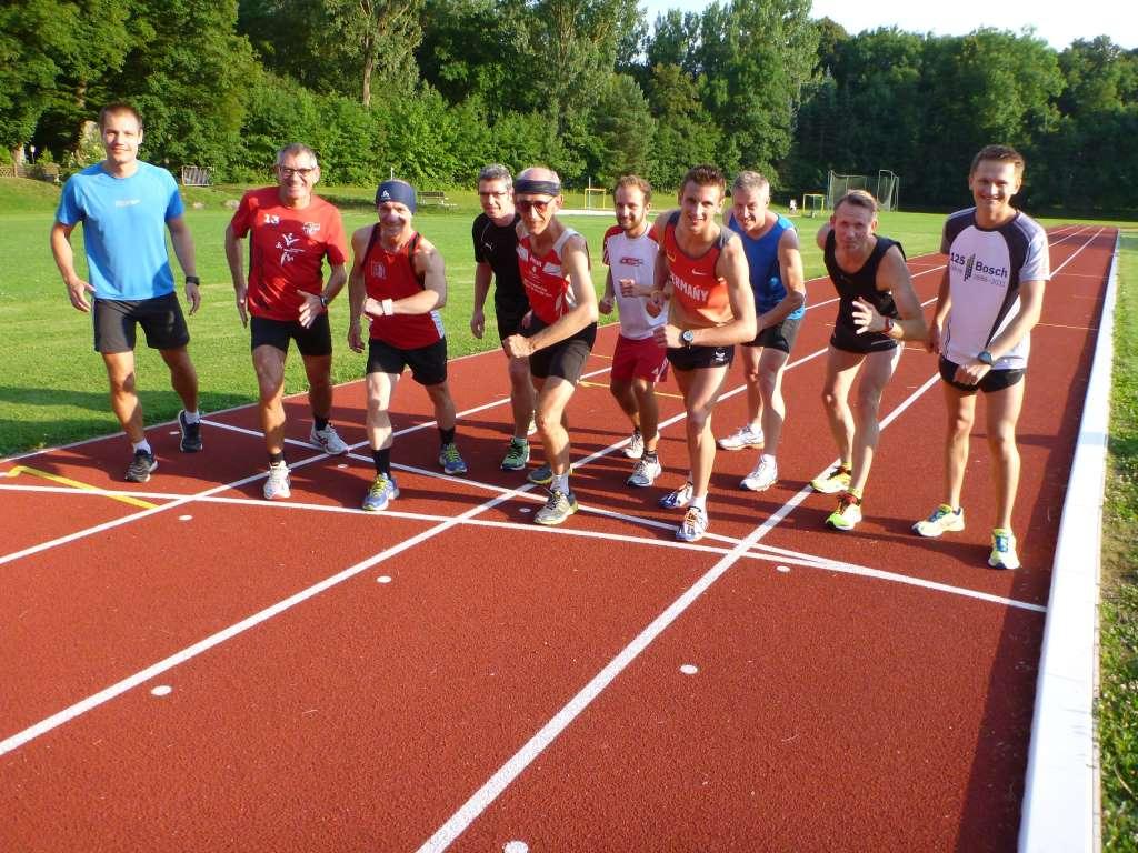 Vereinsmeisterschaft 5000 m