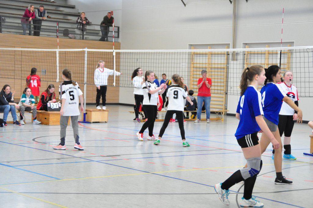 Volley De Ergebnisse