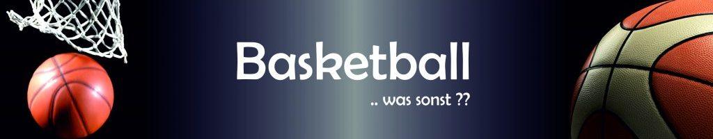 Banner der Basketball-Abteilung