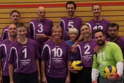 Volleyball Herren 2 - Saison 2015/2016